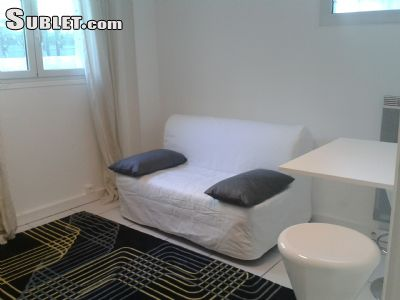Image 1 furnished Studio bedroom Apartment for rent in Nice, Alpes-Maritimes