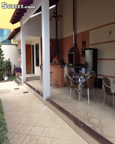 Image 1 furnished 3 bedroom House for rent in Manaus, Amazonas BR