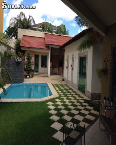 Image 5 furnished 3 bedroom House for rent in Manaus, Amazonas BR