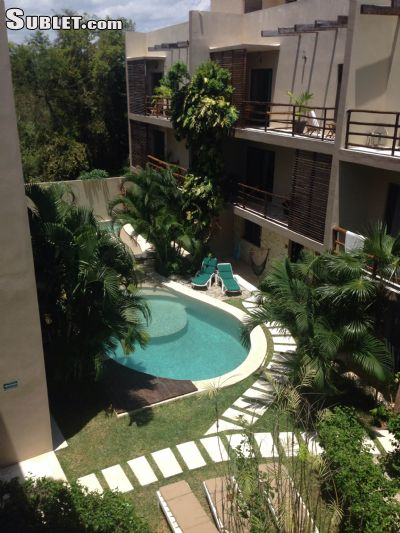 Image 6 furnished 2 bedroom Apartment for rent in Tulum, Quintana Roo