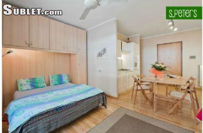 Image 1 furnished Studio bedroom Apartment for rent in Aurelio, Roma (City)
