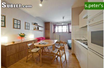 Image 2 furnished Studio bedroom Apartment for rent in Aurelio, Roma (City)