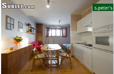 Image 4 furnished Studio bedroom Apartment for rent in Aurelio, Roma (City)