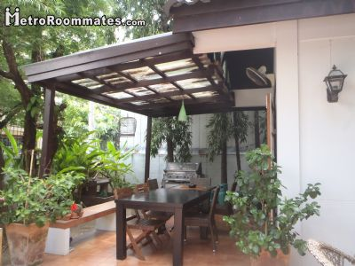 Image 5 Furnished room to rent in Khlong Toei, Bangkok 3 bedroom House