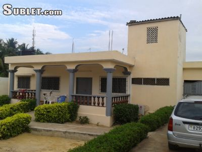 Image 1 furnished 3 bedroom Townhouse for rent in Lome, Togo