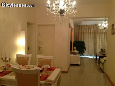 Image 3 furnished 2 bedroom Apartment for rent in Wuhou, Chengdu