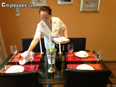 Image 9 furnished 2 bedroom Apartment for rent in Wuhou, Chengdu