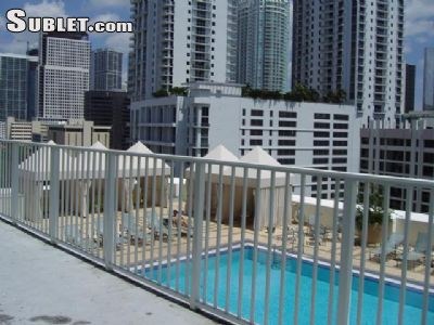 Image 8 furnished 1 bedroom Apartment for rent in Brickell Avenue, Miami Area
