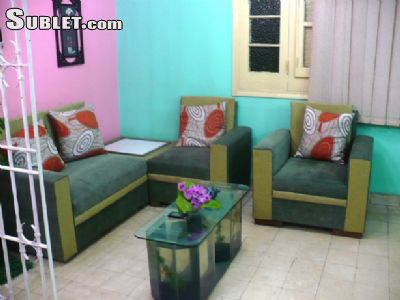 Image 1 furnished 2 bedroom Apartment for rent in Centro Habana, Ciudad Habana