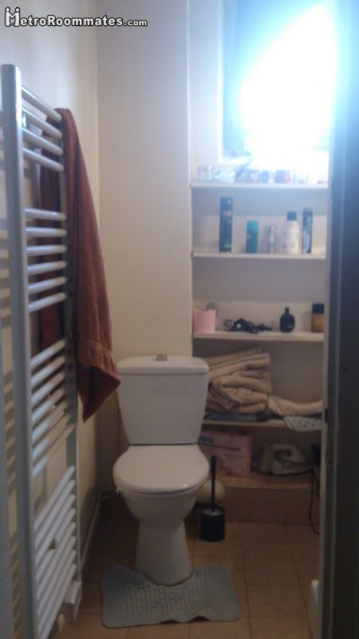 Image 6 Furnished room to rent in 20th-arrondissement, Paris 2 bedroom Apartment
