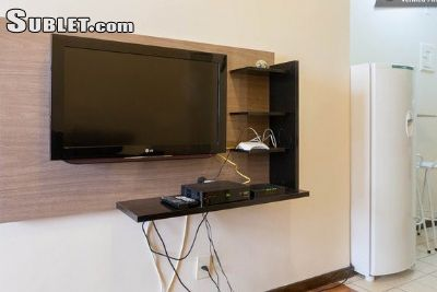 Image 3 furnished 1 bedroom Apartment for rent in Copacabana, Rio de Janeiro City
