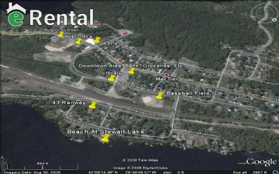 Image 2 either furnished or unfurnished 1 bedroom Apartment for rent in Gravenhurst, Muskoka