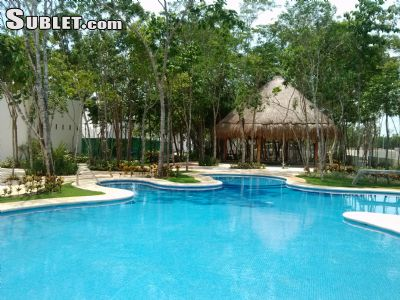 Image 1 furnished 2 bedroom House for rent in Playa Del Carmen, Quintana Roo