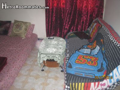 Senegal Room for rent