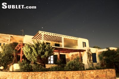 Image 7 furnished 3 bedroom House for rent in Mykonos, Cyclades