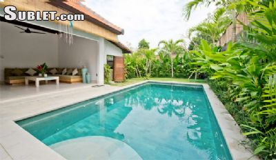 Image 1 furnished 2 bedroom House for rent in Badung, Bali