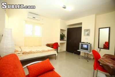 Image 1 furnished Studio bedroom Apartment for rent in Raananna, Central Israel