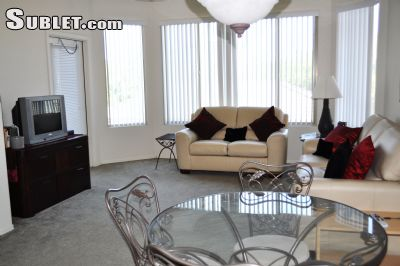 Image 2 furnished 1 bedroom Townhouse for rent in Tempe Area, Phoenix Area