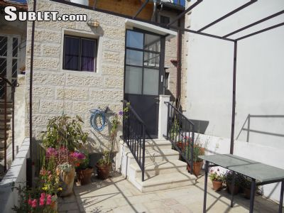 Image 5 furnished 1 bedroom Apartment for rent in Givat Mordechai, West Jerusalem