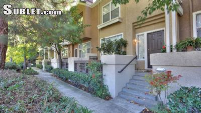 Image 1 furnished 2 bedroom Townhouse for rent in Other North San Jose, San Jose