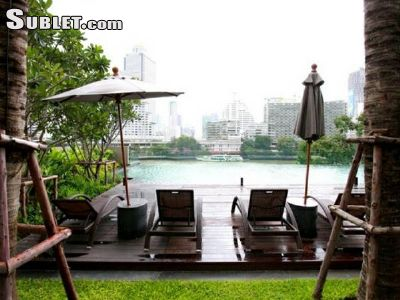 Image 4 furnished 1 bedroom Hotel or B&B for rent in Thon Buri, Bangkok