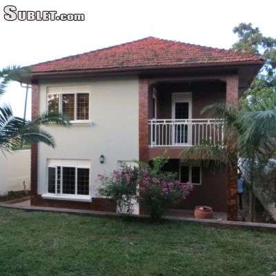 Image 1 unfurnished 4 bedroom House for rent in Kampala, Uganda