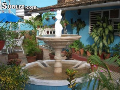 Image 1 Furnished room to rent in Trinidad, Sancti Spiritus 2 bedroom House