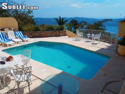 Image 2 furnished 4 bedroom House for rent in Acapulco, Guerrero