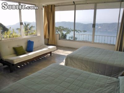 Image 6 furnished 4 bedroom House for rent in Acapulco, Guerrero