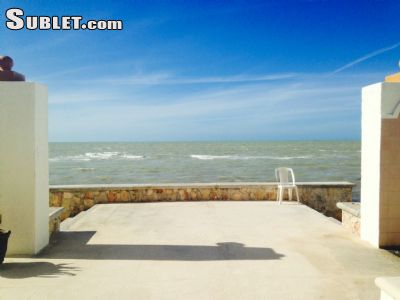 Image 2 furnished 3 bedroom Apartment for rent in Progreso, Yucatan