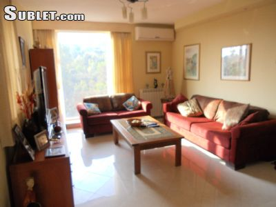 Image 2 furnished 3 bedroom Apartment for rent in Nayot, East Jerusalem