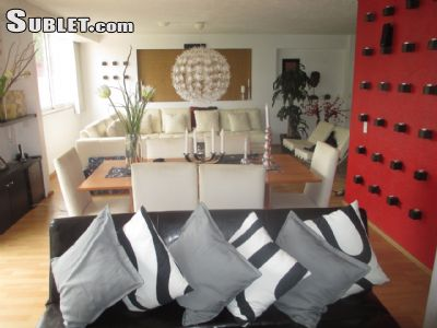 Image 3 furnished 2 bedroom Apartment for rent in Huixquilucan, Mexico