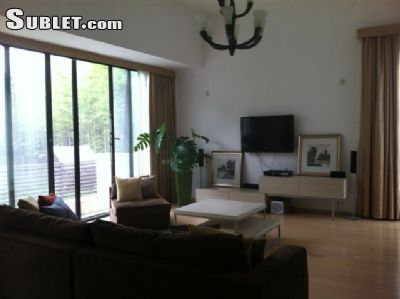 Image 1 furnished 4 bedroom House for rent in Minhang, Inner Suburbs