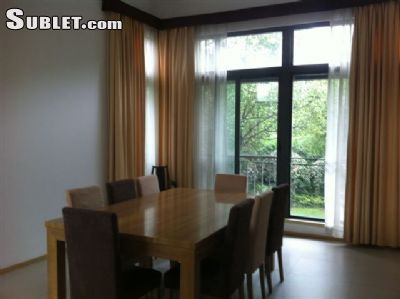 Image 2 furnished 4 bedroom House for rent in Minhang, Inner Suburbs