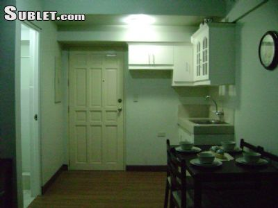 Image 2 either furnished or unfurnished Studio bedroom Apartment for rent in Pasay, National Capital