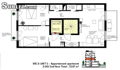 Image 7 furnished 2 bedroom Townhouse for rent in Mitte, Mitte