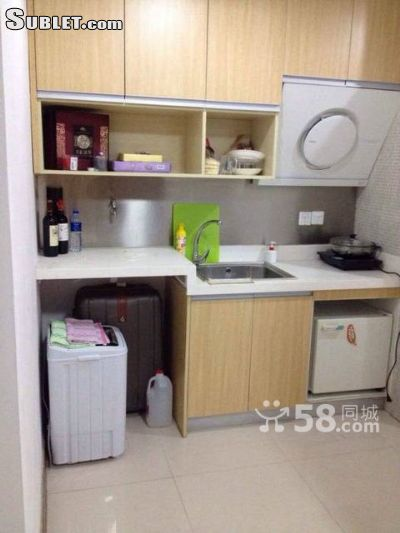 Image 1 furnished 1 bedroom Apartment for rent in Songjiang, Outer Suburbs
