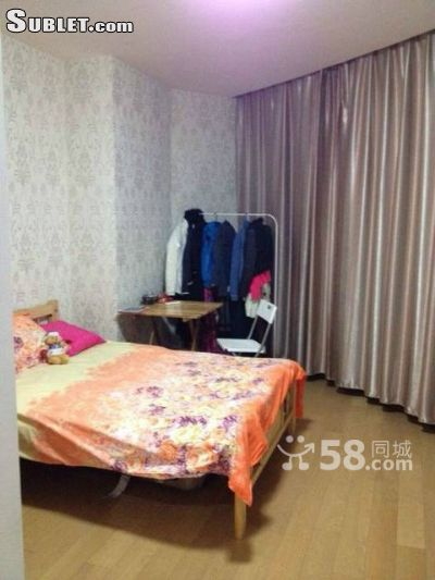 Image 3 furnished 1 bedroom Apartment for rent in Songjiang, Outer Suburbs