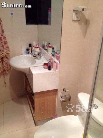 Image 4 furnished 1 bedroom Apartment for rent in Songjiang, Outer Suburbs