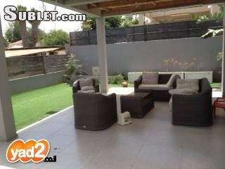 Image 5 furnished 5 bedroom House for rent in Raananna, Central Israel