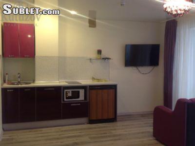 Image 2 furnished Studio bedroom Apartment for rent in Syktyvkar, Komi