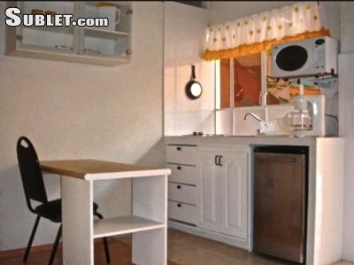 Image 2 Furnished room to rent in Cuauhtemoc, Mexico City Studio bedroom Apartment