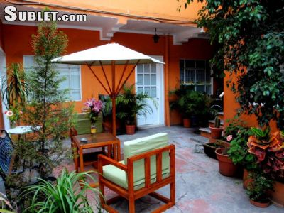 Image 4 Furnished room to rent in Cuauhtemoc, Mexico City Studio bedroom Apartment