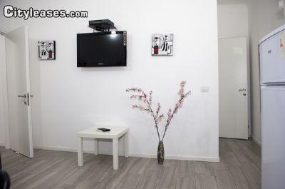Image 1 furnished 1 bedroom Apartment for rent in Bat Yam, Tel Aviv