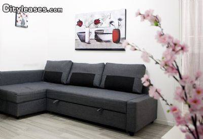 Image 6 furnished 1 bedroom Apartment for rent in Bat Yam, Tel Aviv