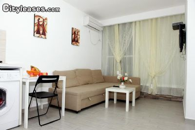 Image 2 furnished 1 bedroom Apartment for rent in Bat Yam, Tel Aviv