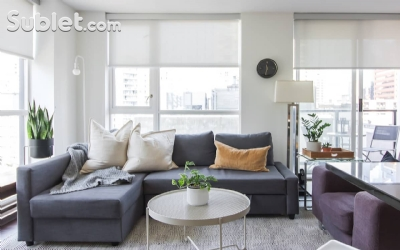 Image 2 furnished 1 bedroom Apartment for rent in Yaletown, Vancouver Area