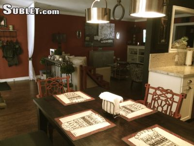 Image 4 furnished 2 bedroom Townhouse for rent in Toluca Lake, San Fernando Valley