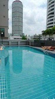 Image 2 furnished 2 bedroom Apartment for rent in Watthana, Bangkok