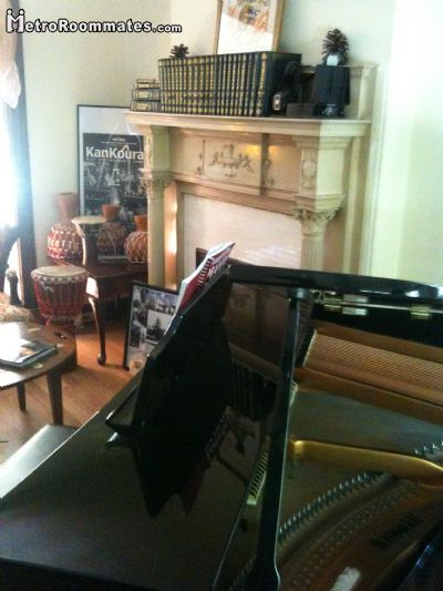Image 2 furnished 4 bedroom Hotel or B&B for rent in Columbia Hts-Shaw, DC Metro